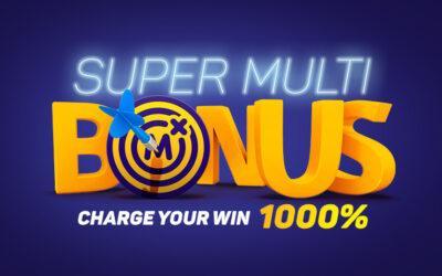 SUPER MULTI BONUS 1000%